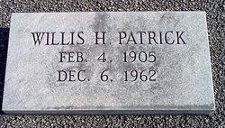 Willis H Patrick