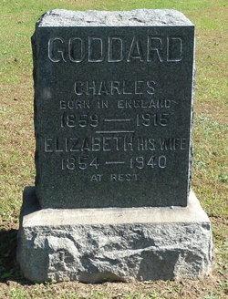 Elizabeth <i>Humrighouse</i> Goddard