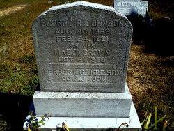 George R. Johnson