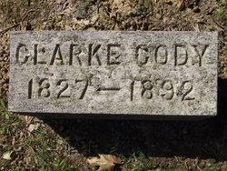 Clarke Cody
