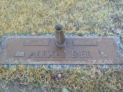 Pearlie Mae Pearl <i>Neese</i> Alexander