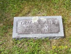 Grace E Abel