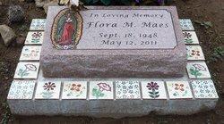 Flora M Maes