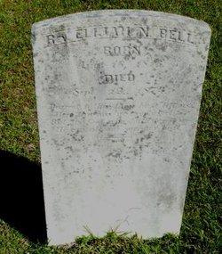 Rev Elijah Newton Bell