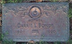 Carrie L Bonds