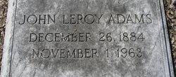 John Leroy Adams