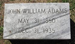 John William Adams