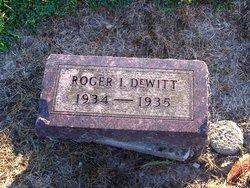 Roger Irvin Dewitt