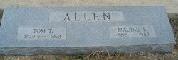 Tom T. Allen