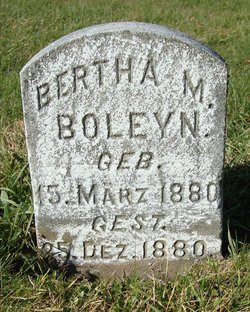 Bertha M. Boleyn