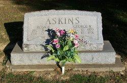 Rosa B Askins