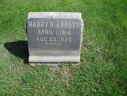Harry Richard Abbott