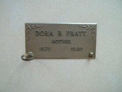 Dora Belle <i>Woods</i> Pratt