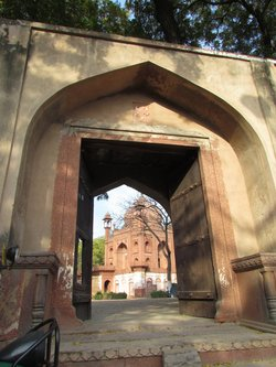 Agra Cemetery