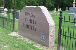 Winona 'The Fifty' Cemetery