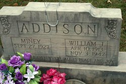 William James Addison