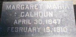 Margaret Maria Calhoun