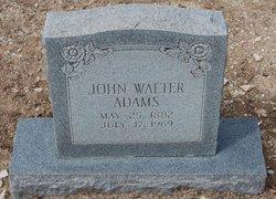 John Walter Adams