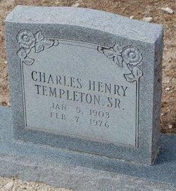 Charles Templeton, Sr