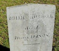 Obiah <i>Ward</i> Russell