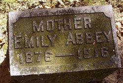 Emily <i>Burman</i> Abbey