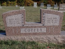 Addie <i>Pitts</i> Coffey