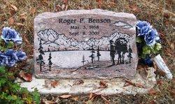 Roger Parkinson Benson