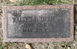 Walter L Darnell