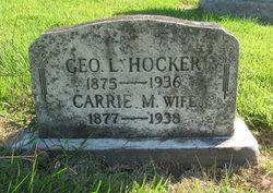 Carrie M. Hocker
