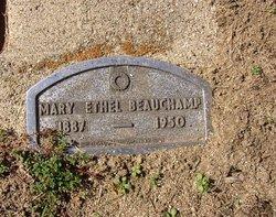Mary Ethel <i>Sharp</i> Beauchamp