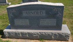 Artie <i>Scott</i> Arnold