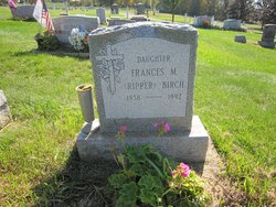 Frances M <i>Ripper</i> Birch