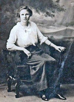 Gertrude <i>Hooper</i> Brewer
