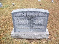Emily Jane <i>Allison</i> Gilliam