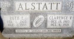 Clarence V. Alstatt