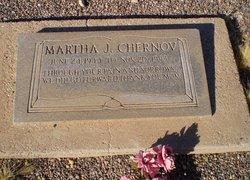 Martha J Chernov