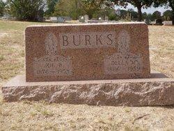 Della M. <i>Fox</i> Burks