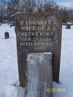 Margaret T. <i>Wilkes</i> Cherry