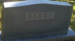 Florence Belle <i>Tillotson</i> Barre