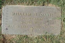 William Spence Davis
