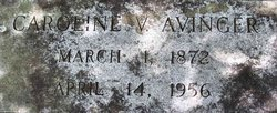 Caroline V Avinger
