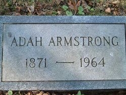 Adah F. <i>Faville</i> Armstrong