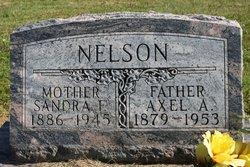 Alexandra F Sandra <i>Maki</i> Nelson