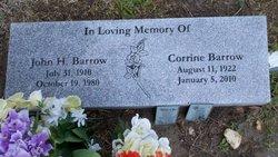 Corrine <i>Hobbs</i> Barrow