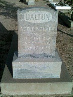 Adele <i>Woodard</i> Dalton