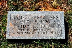 Capt James Harry Epps