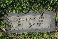 Joseph Alto Jobe/Joe Green