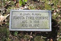 Juanita <i>Tyree</i> Osborne