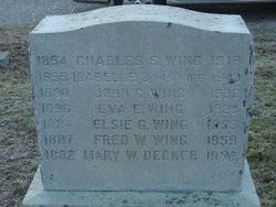 Mary Louise <i>Wing</i> Decker