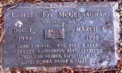 Larissa Joy McClenaghan